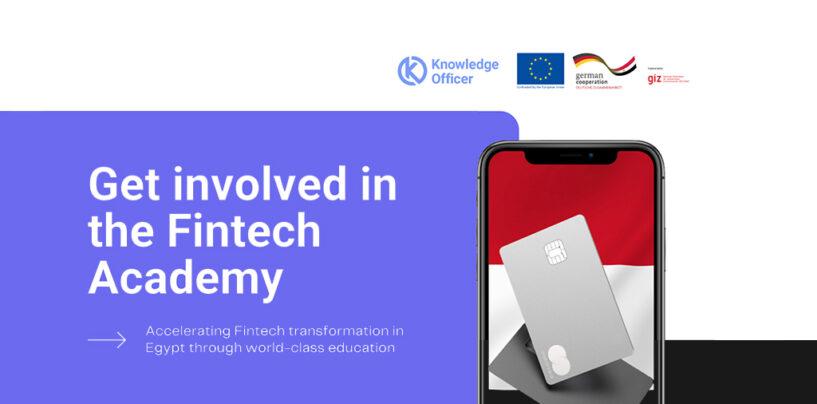 A Fintech Academy for Egypt