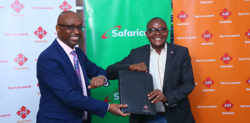 AAR Insurance Partners With Safaricom to Migrate to AWS Cloud