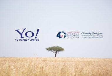 YO-Uganda Forms Partnership With USADF to Deploy Mastercard Farmer Network