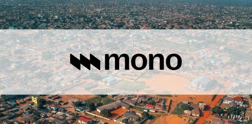 Nigerian Open Banking Startup Mono Picks Up US$15m Series A